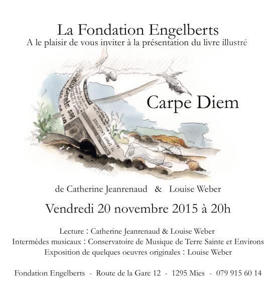 La Fondation Engelberts invitation