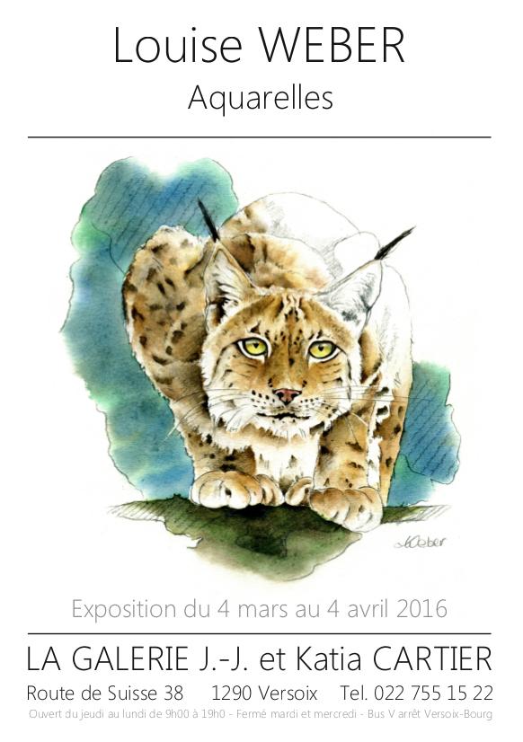 Exposition Cartier Versoix 2016