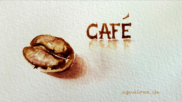 Un grain de café